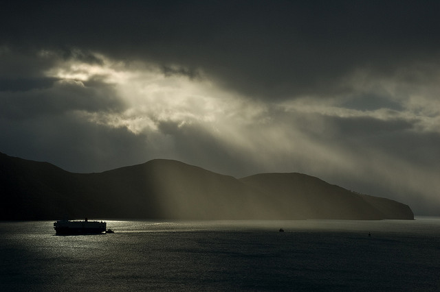 The stunning Marlborough Sounds, a major part of our work on the Marlborough Environment Plan.